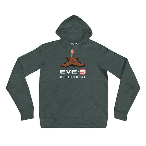 eve's greenhouse hoodie