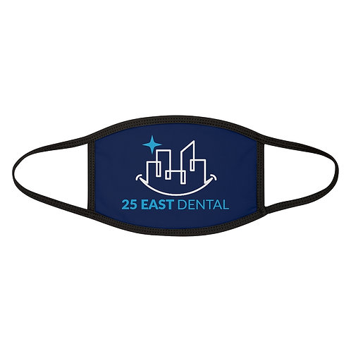 25 East Dental Mixed-Fabric Face Mask