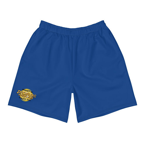 duckburg hurricanes shorts (blue)