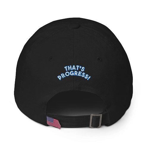 that's progress hat