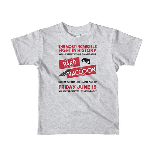the most INCREDIBLE fight kids tee