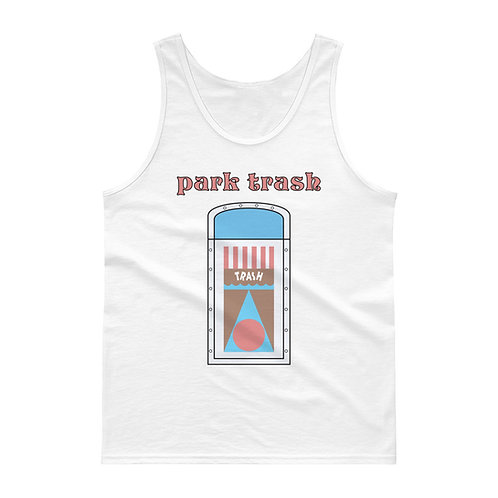 small world trash tank