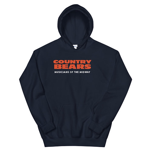 country bears musicians of the midway hoodie