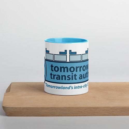 TTA people mover mug