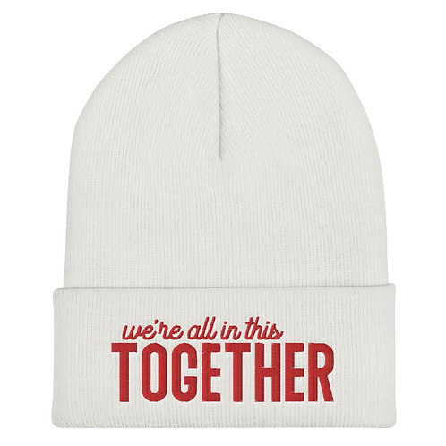 all in this together winter hat