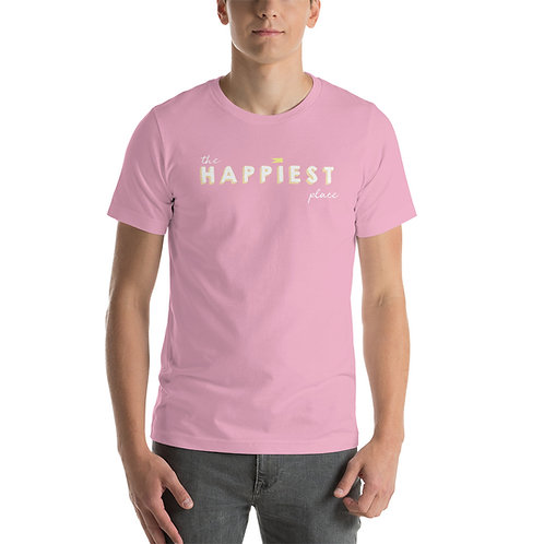the happiest place tee
