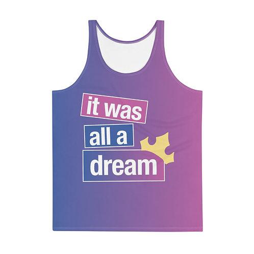 it was all a dream tank