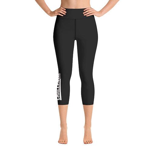 rise to THE CHALLENGE athletic capri leggings