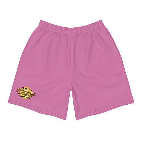 duckburg hurricanes shorts (pink)
