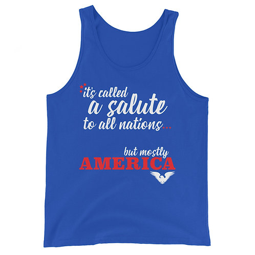 salute to all nations tank