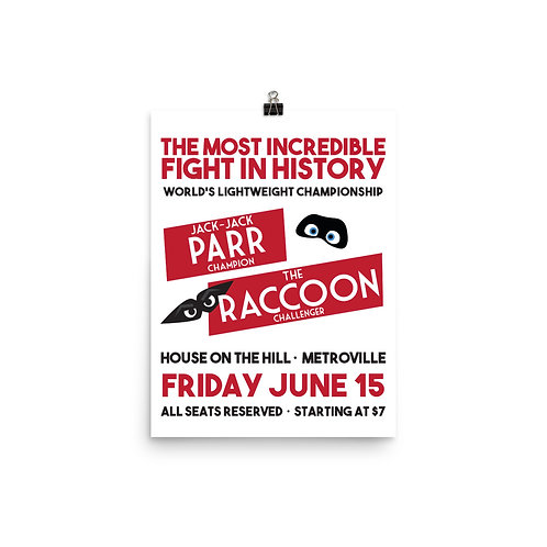 the most INCREDIBLE fight print