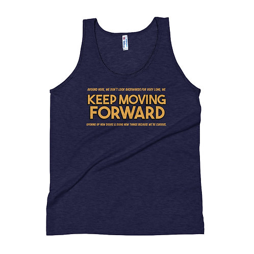 keep moving forward tank