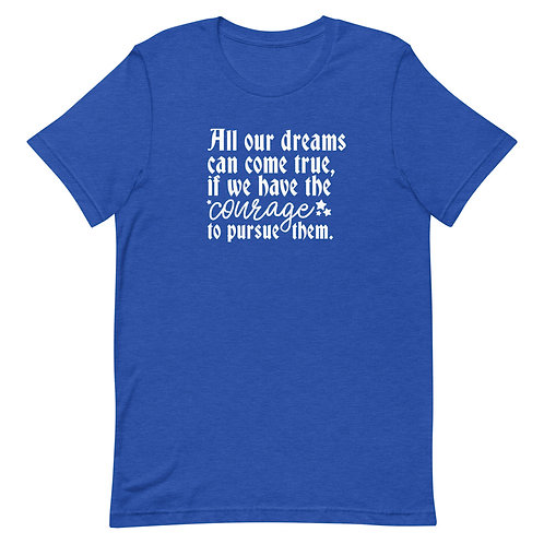 all of our dreams tee