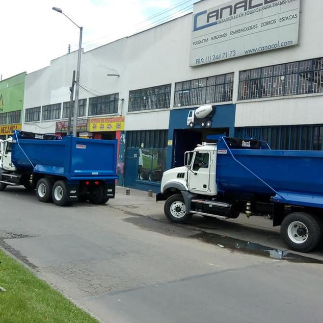 Canacol Carrocerias Sede Bogota