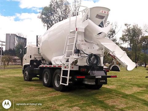 Mixer Canacol Camión  mezclador