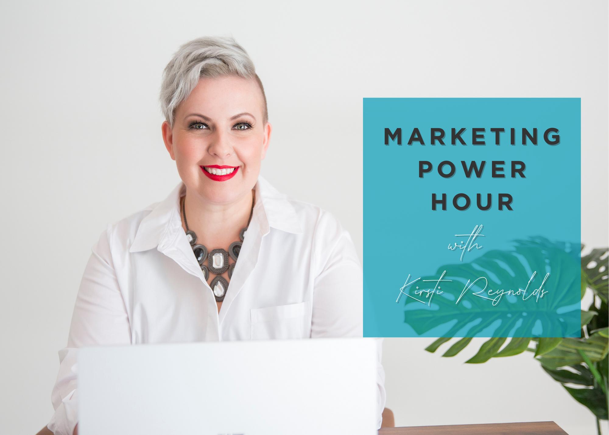 Online Marketing Power Hour