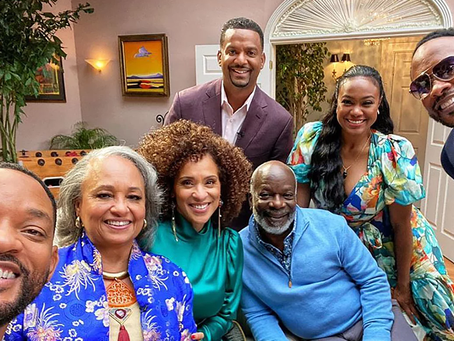 "FRESH PRINCE OF BEL-AIR REUNION TRAILER... ""YOU'RE NOT READY FOR THIS TRAILER!!"""