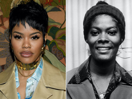 DIONNE WARWICK Calls For TEYANA TAYLOR To Play Her In A NETFLIX BIOPIC!?