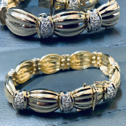 SFJ Diamond Bracelet