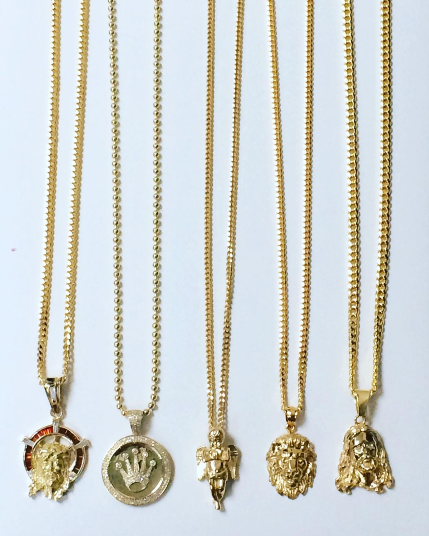 SFJ 14kt. Micro Jewelry