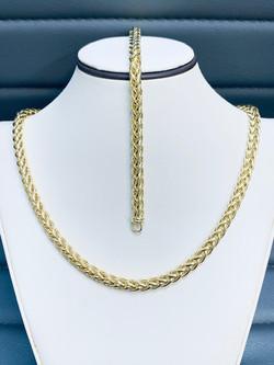 Italian Link Necklace