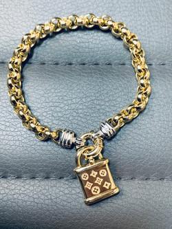 SFJ Rolo Link Bracelet