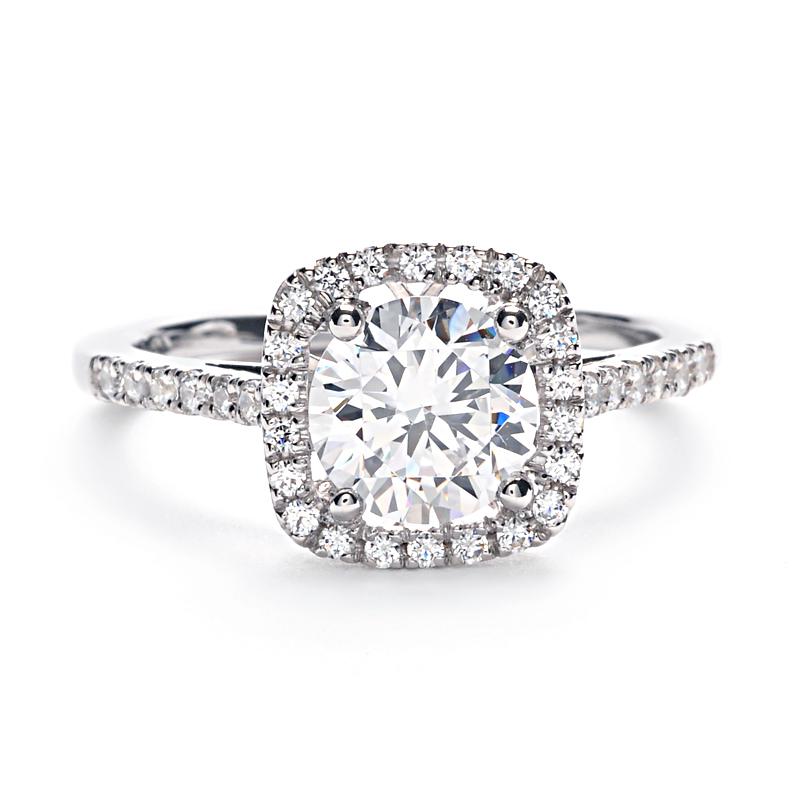 SFJ Engagement Ring