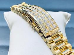 SFJ Diamond Italian Link Design