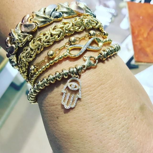 SFJ Bracelets