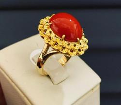 SFJ Italian Opal Ring Design