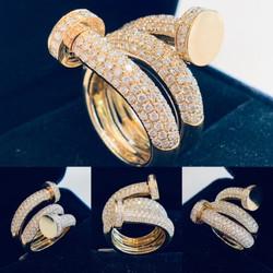 SFJ Diamond Ring