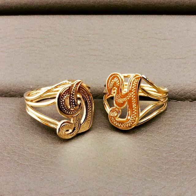 SFJ Initial Rings