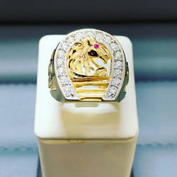 SFJ Men's Ring