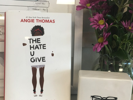 How Book Love Combats Hate: featuring The Hate U Give by Angie Thomas