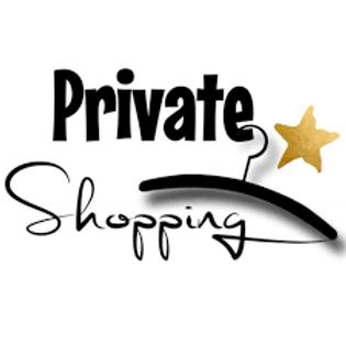 Private Shopping  (door de Corona maatregelen gecanceld)