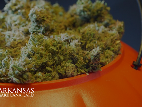 11 Halloween Themed Strains Found at Arkansas Dispensaries