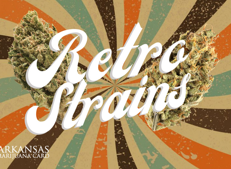Retro Marijuana Strains You Can Still Find Today