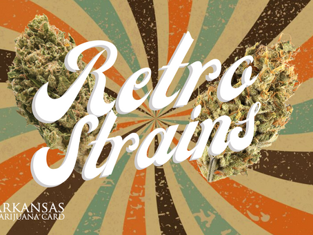 Retro Marijuana Strains You Can Still Find Today
