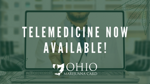 Ohio Marijuana Card Telemedicine