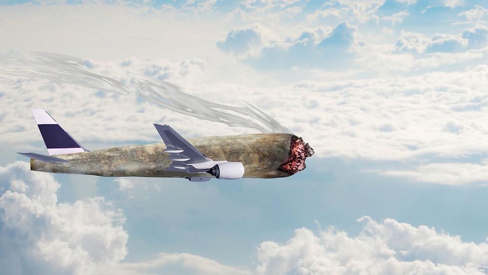 Flying with medical marijuana