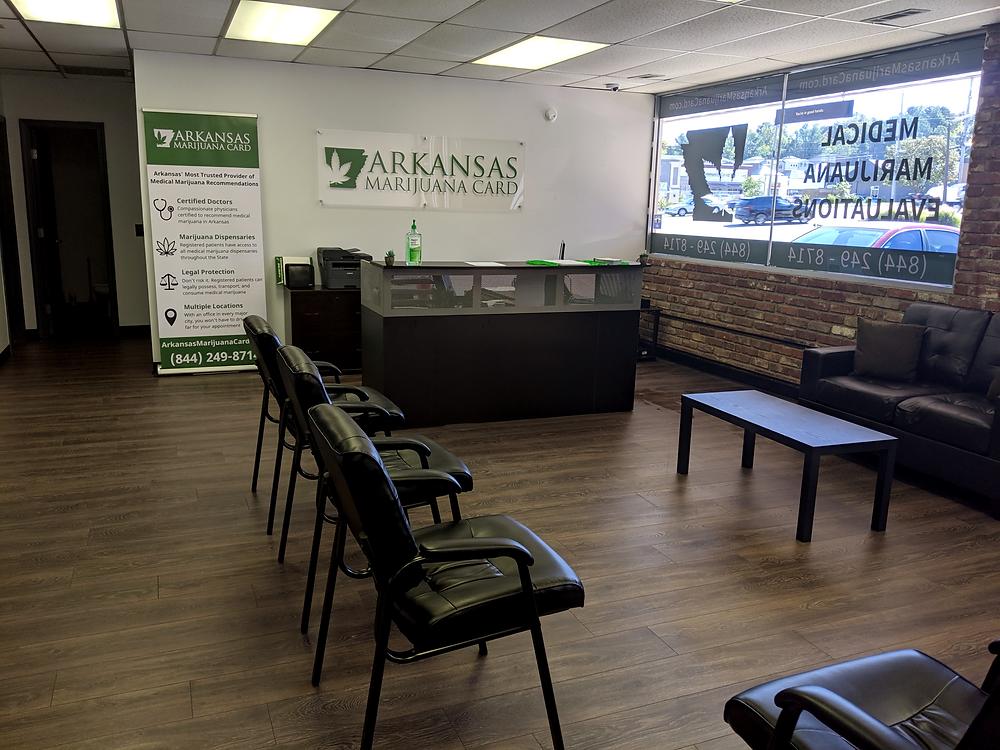 Arkansas Marijuana Card