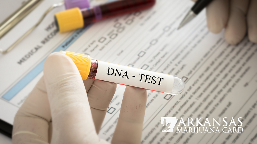 dna test for cannabis products