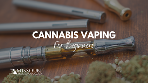 Guide to Cannabis Vaping for Beginners