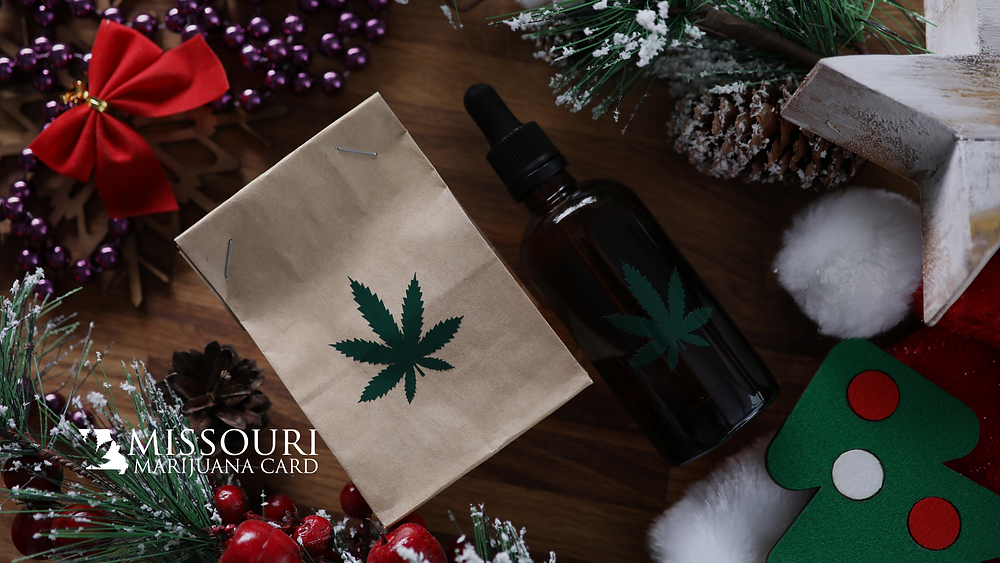 cannabis holiday gift ideas