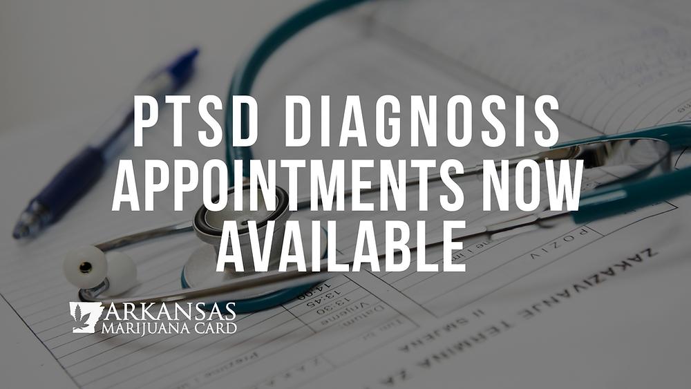 Arkansas PTSD Diagnosis Appointments