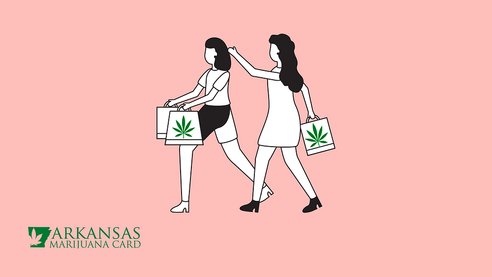 Which cannabis products women prefer and why