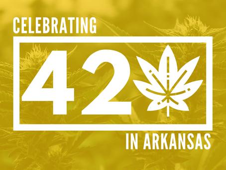 Celebrating 420 At Arkansas Dispensaries