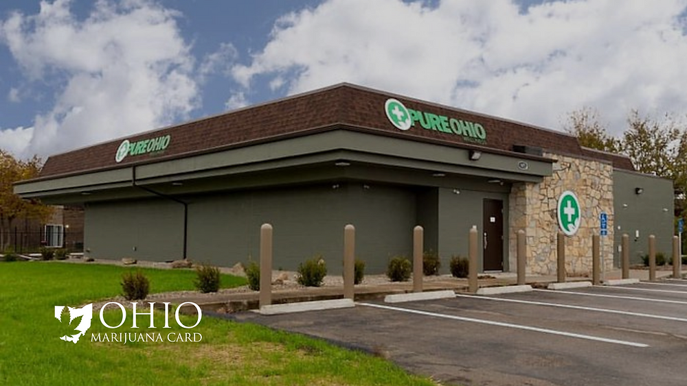 Pure Ohio Wellness Dispensary London Ohio