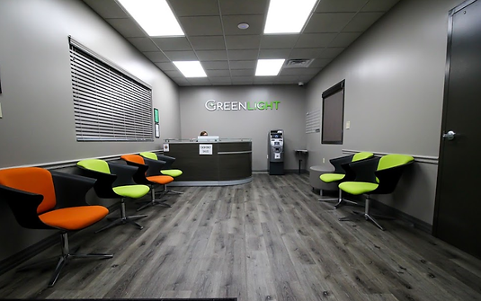 Greenlight Dispensary Helena Arkansas.pn