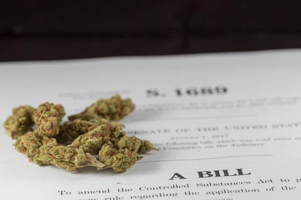 Ohio Bill Decriminalize Cannabis